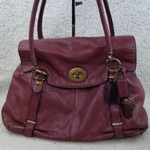 Extra large Coach purse